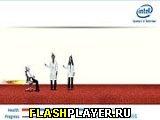 Игра Человек-ракета от Интел онлайн
