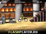 Игра Внедорожный мотоцикл онлайн