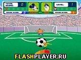 Игра Футбольная лихорадка Микки онлайн