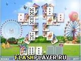 Игра Пасьянс в парке развлечений онлайн