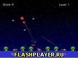 Игра Защита от пришельцев онлайн