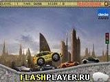 Игра Такси-джип онлайн