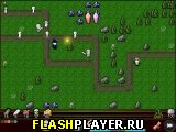 Игра Маленькие защитники онлайн