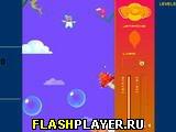 Игра Верхом на пузырьке онлайн
