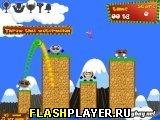 Игра Поймай арбуз онлайн