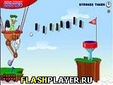 Игра Воздушный гольф онлайн