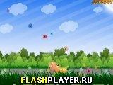 Игра Ловец цветов онлайн