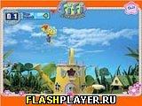 Игра Фифи и летающие лепестки онлайн
