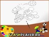 Игра Сборник детских раскрасок онлайн