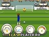 Игра Футбольная суперзвезда онлайн