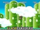 Игра Новый флэш Марио онлайн