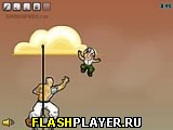 Игра Брось гнома онлайн