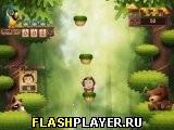 Игра Обезьянка попрыгун онлайн
