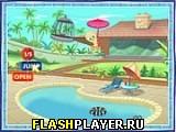 Игра Твити и прыжки в бассейн онлайн