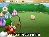 Игра Средневековый лучник онлайн