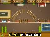 Игра Припаркуй поезд онлайн