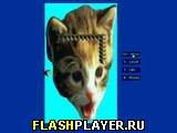 Игра Кошачья змейка онлайн