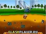 Игра Мощный Автокран онлайн