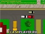 Игра Парковка грузовика онлайн
