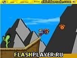 Игра Байк гепарда Честера онлайн