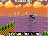 Игра Соник Мотобайк онлайн