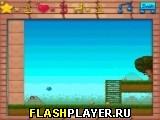 Игра Синий шарик 2 онлайн