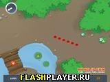 Игра Красивая змейка онлайн