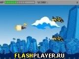Игра Защитники истребителя онлайн