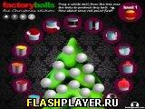 Игра Фабрика шаров – Рождественское издание онлайн