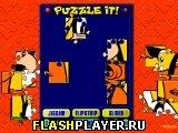 Игра Паззлы от Гуфи онлайн