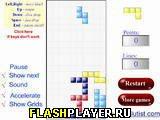 Игра Обыкновенный тетрис онлайн