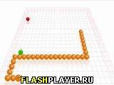Игра Червяк 3Д онлайн