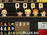 Flash игра Cocktail Bar - сервис.