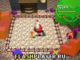 Игра Трезвый Санта 2 онлайн