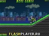 Игра Бесплатные игры Бен 10 на квадроцикле онлайн