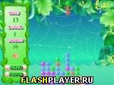 Игра Паучьи пузырьки онлайн