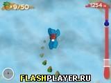 Свободное падение голубого кролика