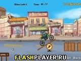Забавный мотоцикл