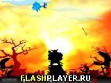 Игра Усатый воин онлайн