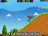 Братья Марио – мотокросс