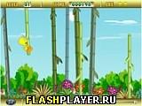 Твити: Прыжки по бамбуку
