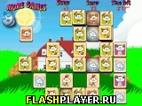 Игра Звериный маджонг онлайн