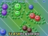 Игра Раздели смайлики онлайн