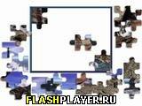 Игра Паззлы онлайн