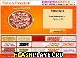 Игра Мастер пиццы онлайн