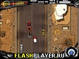 Игра Пустынный джип онлайн