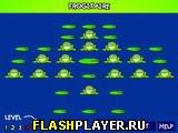 Игра Истребитель жаб онлайн
