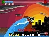 Игра Борец с цунами онлайн
