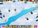 Игра Пингвинья драка онлайн