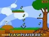 Игра Пьяный кролик онлайн